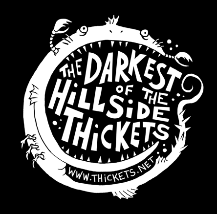 Toren Atkinson - The Darkest Hillside Thickets