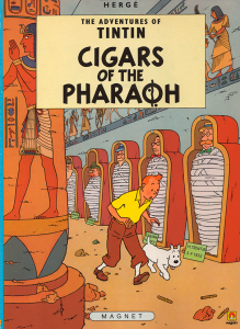 The-Cigars-of-the-Pharaoh