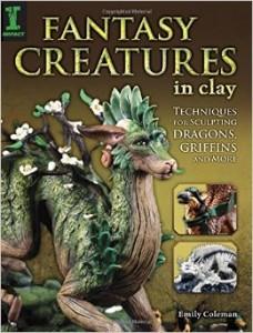 Fantasy Creatures in Clay